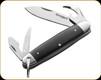 "Boker Magnum - Classic Pocket Steel - 2.6"" Blade - Rosewood Handle - 01MB334"