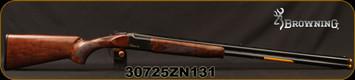 """Browning - 20/28Ga/3""""/30"""" - Citori CXS Combo - O/U Break Action Shotgun - GlossWalnut Stock/Blued Finish, Vent Rib Barrels, 2 Round Capacity, Mfg# 018177603, S/N 30725ZN131"""