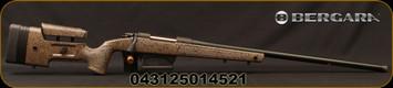 "Bergara - 300WM - B-14 HMR (Hunting & Match Rifle) - Bolt Action Rifle - Adjustable HMR Synthetic Stock w/mini chassis/Blued, 26""Threaded(5/8x24) Barrel, 5 Round AICS Detachable Box Magazine, 1:10""Twist, Mfg# B14LM301"