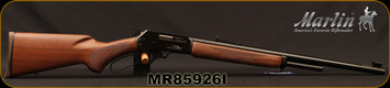 "Marlin - 444Marlin - Model 1895 444 - Lever Action - American black walnut stock with pistol grip/Polished Blued, 22""Barrel, Ballard Rifling, Mfg# 70540, S/N MR85926I"