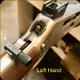 Wild West Guns - Hammer Head - All Center-Fire Post Safety Marlins - Left Hand - Blue