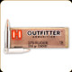 Hornady - 375 Ruger - 250 Gr - Outfitter - GMX - 20ct - 82337