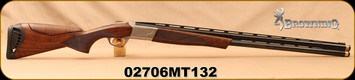 "Consign - Browning - 12Ga/2.75""/30"" - Cynergy Euro Sporting - Reverse Striker ignition system - Oil Finish Walnut Adjustable stock/Silver Nitride Receiver/Blued, Vent Rib Barrels, 2 Midas extended chokes, c/w tools"