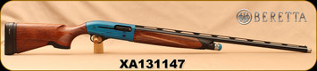 "Consign - Beretta - 12Ga/3""/30"" - A400 Xcel - Semi-Auto - Walnut Stock/Sporting Blue/Blued, with Kickoff & Gunpod, extra forend weight included - In original case"