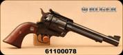 """Ruger - 38/40 and 10mm - Blackhawk - Wood Grips/Blued, 6.5""""Barrel"""