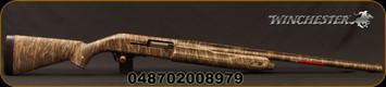 "Winchester - 12Ga/3""/28"" - SX4 Waterfowl - Semi Auto Shotgun - Mossy Oak Bottomlands Camo Synthetic Stock, 4 Round Capacity, Mfg# 511212392"