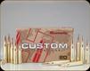 Hornady - 300 Win Mag - 180 Gr - Custom International - InterLock Soft Point - 20ct - 8206
