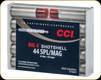 CCI - 44 Spl/Mag - Shot 4 - 110 Gr - Big 4 Shotshell -10ct - 3718CC