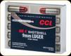 CCI - 9mm Luger - Shot 4 - 50 Gr - Big 4 Shotshell - 10ct - 3712CC