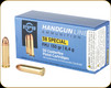 PPU - 38 Special - 130 Gr - Full Metal Jacket - 50ct - PPH38SF