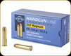 PPU - 357 Magnum - 158 Gr - Flat Point Jacketed - 50ct - PPH357MF