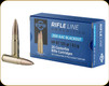 PPU - 300 AAC Blackout - 125 Gr - Rifle Line - Hollow Point Boat Tail - 20ct - PP300BH