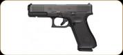 """Glock - 9mm - G17 Gen 5 - Semi Auto Pistol - 4.49"""" Barrel - Fixed Sights - 10rd - Mfg# UA175S201"""