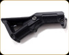 AR Style - Angled Foregrip - Wide Style - Black