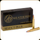 Weatherby - 240 Wby Magnum - 80 Gr - Select Plus -Barnes Tipped Triple Shock-X - 20ct - B24080TTSX