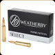 Weatherby - 257 Wby Mag - 100 Gr - Select - Hornady Interlock - 20ct - H257100IL