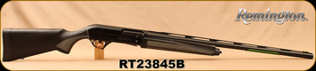 "Consign - Remington - 12Ga/3.5""/28"" - Versa Max - Black Synthetic/Blued, Vent Rib, Fiber Optic Front Sight - In original case"