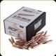 Nosler - 6mm - 115 Gr - RDF (Reduced Drag Factor) - Hollow Point Boat Tail - 100ct - 53507