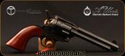 """Taylor's & Co - Uberti - 45LC - 1873 Drifter Revolver - Walnut Grips/Case Hardened Frame/Blued, 5.5"""" Octagon Barrel, Mfg# 556102"""
