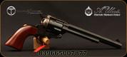 """Taylor's & Co - Uberti - 45LC - 1873 Drifter Revolver - Walnut Grips/Case Hardened Frame/Blued, 7.5"""" Octagon Barrel, Mfg# 556100"""