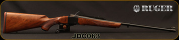 "Ruger - 280AI - No.1 Joe D.Clayton - Single Shot Rifle - Upgraded Walnut/Blued, 25""Barrel, Mfg# 21329, S/N JDC063"
