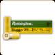 "Remington - 20 Ga 2.75"" - 5/8oz - Slugger - Hollow Point Rifled Slugs - 5ct - SP20RS"