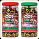 CCI - 22 LR - 40 Gr - Christmas Pack Clean-22 - High Velocity Poly-Coated Lead - Red and Green Round Nose - 400ct - 946XMAS