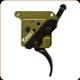 Timney Triggers - Elite Hunter Rem 700 - RH - Black/Green - 510-V2