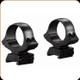"""CZ - CZ 527 - 1"""" Med - Ring Mounts - Steel"""