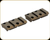 Warne - Maxima - 2 Piece Bases - Browning X-Bolt Models - Steel - Burnt Bronze - M927/929BB