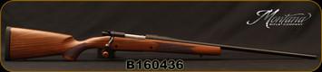 "Montana Rifle Company - 6.5PRC - American Standard Rifle (ASR) - Turkish Walnut/Chromoly blued steel, 24"", #2 Contour Barrel, recessed crown, Glass Bedded, 1:8""Twist, S/N B160436"