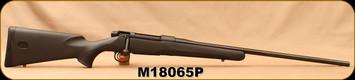 "Mauser - 6.5PRC - M18 - Bolt Action Rifle - Black Synthetic Stock/Black Finish, 22""Barrel, 5rd detachable magazine, Mfg# M18065P"