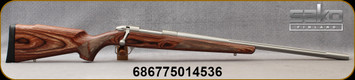 "Sako - 22-250 - Varmint - Bolt Action - Laminated Wood Stock/Stainless Cerakote Titanium/Armour, 23.7"" Barrel - 5rd - Set Trigger, Mfg# JRSG514"