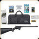 """Henry - 22LR - US Survival AR-7 Combo Pack - Semi-Auto - Black Synthetic Stock/Blued, 16.125"""" Barrel - 8rd  - Survival Acccessories - Mfg# H002BSGB"""