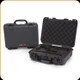 Nanuk - 910 Classic - 2 Gun Case - Foam Insert for Classic Gun - Graphite - 910-CLASG7