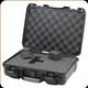 Nanuk - 910 - 2 Gun Case - Cubed Foam - Black - 910-1001