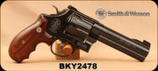 """Consign - Smith & Wesson - 44Mag - 29-5 Classic DX - Walnut Grips/Blued, 5""""Barrel"""