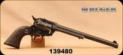 "Consign - Ruger - 22LR - Single-Six - Brown XR3 Grips/Blued, 9.5""Barrel, 3 screw"