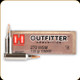 Hornady - 270 WSM - 130 Gr - Outfitter - GMX - 20ct - 80557