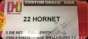Hornady - Full Length Dies - 22 Hornet - 546212