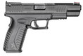 "SPRINGFIELD ARMORY XD(M) 10MM  BLACK 5.25"" 15(10)+1 AS FIBER OPTIC FRONT SIGHT"