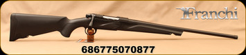 "Franchi - 30-06Sprg - Momentum - Bolt Action rifle - Black Synthetic/Blued, 22""Free Floated Barrel, Hinged Floorplate, Fluted Bolt, 1:11""Twist, Mfg# 41540"