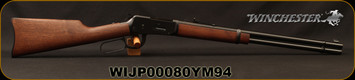 """Winchester - 30-30 - Model 1894 Carbine - Lever Action - Straight-Grip Walnut Stock/Blued, 20""""Barrel, 7 round capacity - New, No box - Papers Incl.Mfg# 534199114, S/N WIJP00080YM94A"""