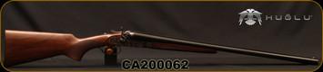 "Huglu - 12Ga/3""/26"" - HRZ Hammer Gun - Turkish Walnut Pistol Grip Stock/Case Hardened Receiver/Chrome-Lined Barrels, 5pc. Mobile Choke, SKU: 8681715393452, S/N CA200062"