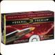 Federal - 7mm Weatherby Mag - 160 Gr - Premium - Trophy Bonded Tip - 20ct - P7WBTT1