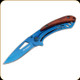 """Boker Magnum - Deep Blue - 2.36"""" Blade - 440A - Blue Steel - 01SC156"""