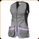 Beretta - Woman's Silver Pigeon Vest - Grey & Lavender - X-Large - GT791T155309OHXL