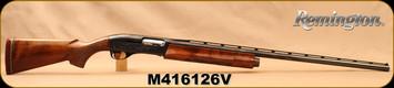 "Used - Remington - 12Ga/2.75""/30"" - Model 1100 Skeet B - Semi-Auto - Walnut Stock, Blued Barrel, Full Choke"
