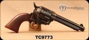 "Used - Taylor's & Co - Uberti - 357Mag - Model 1873 Smokewagon - Taylor Tuned Revolver - Walnut Grips/Case Hardened Frame/Blued, 5.5""Barrel"