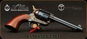 """Taylor's & Co - Uberti - 357Mag - 1873 Cattleman - SA Revolver - Walnut Grips/Case Hardened Frame/Charcoal Blue Barrel & Cylinder, 5.5"""" Barrel, Mfg# REV555120"""